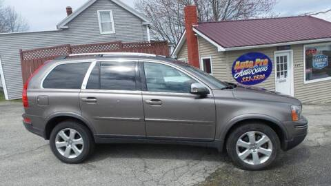 2009 Volvo XC90 for sale at Auto Pro Auto Sales-797 Sabattus St. in Lewiston ME