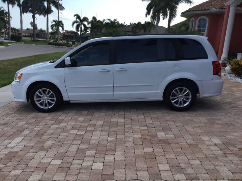2016 Dodge Grand Caravan for sale at Second 2 None Auto Center in Naples FL