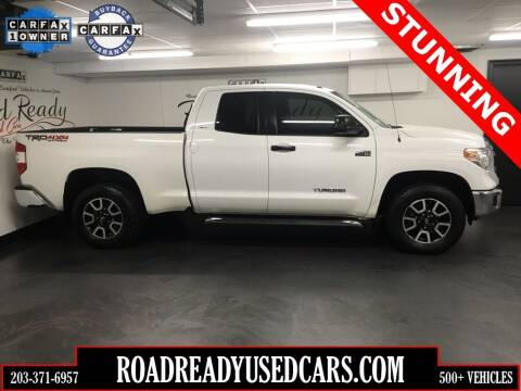 2015 Toyota Tundra for sale at Road Ready Used Cars in Ansonia CT