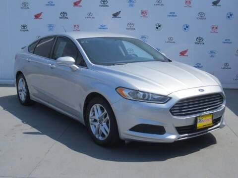 2013 Ford Fusion for sale at Cars Unlimited of Santa Ana in Santa Ana CA