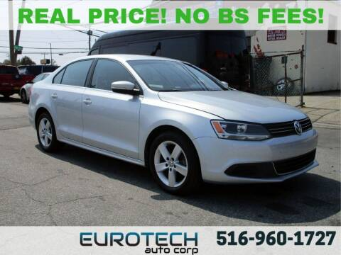 2013 Volkswagen Jetta for sale at EUROTECH AUTO CORP in Island Park NY