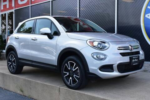 2018 FIAT 500X for sale at Alfa Romeo & Fiat of Strongsville in Strongsville OH