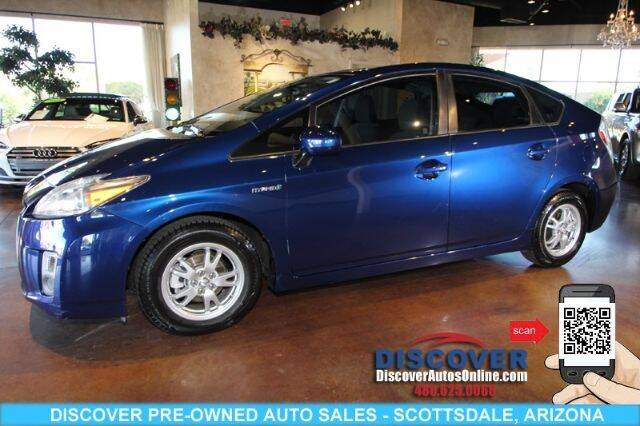 2010 Toyota Prius for sale at Discover Pre-Owned Auto Sales in Scottsdale AZ