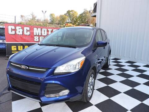 2013 Ford Escape for sale at C & C Motor Co. in Knoxville TN