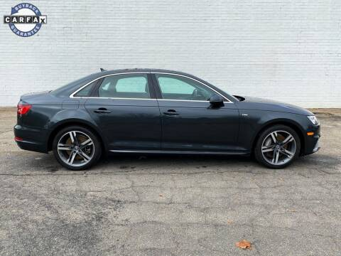 2017 Audi A4 for sale at Smart Chevrolet in Madison NC