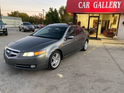 2008 Acura TL for sale at Car Gallery in Oklahoma City OK
