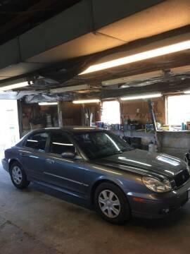 2004 Hyundai Sonata for sale at Lavictoire Auto Sales in West Rutland VT