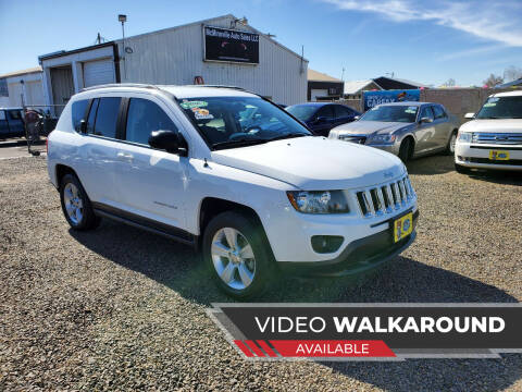 2016 Jeep Compass for sale at McMinnville Auto Sales LLC in Mcminnville OR