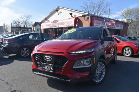 2019 Hyundai Kona for sale at Foreign Auto Imports in Irvington NJ