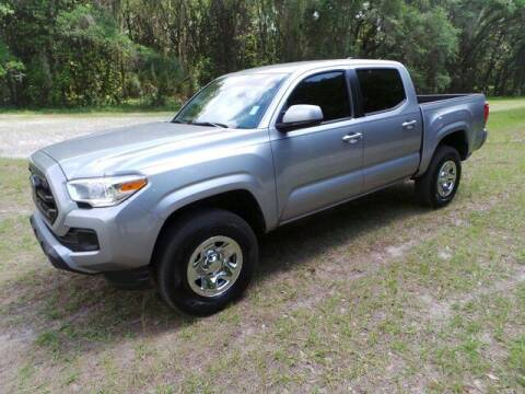 2019 Toyota Tacoma for sale at TIMBERLAND FORD in Perry FL