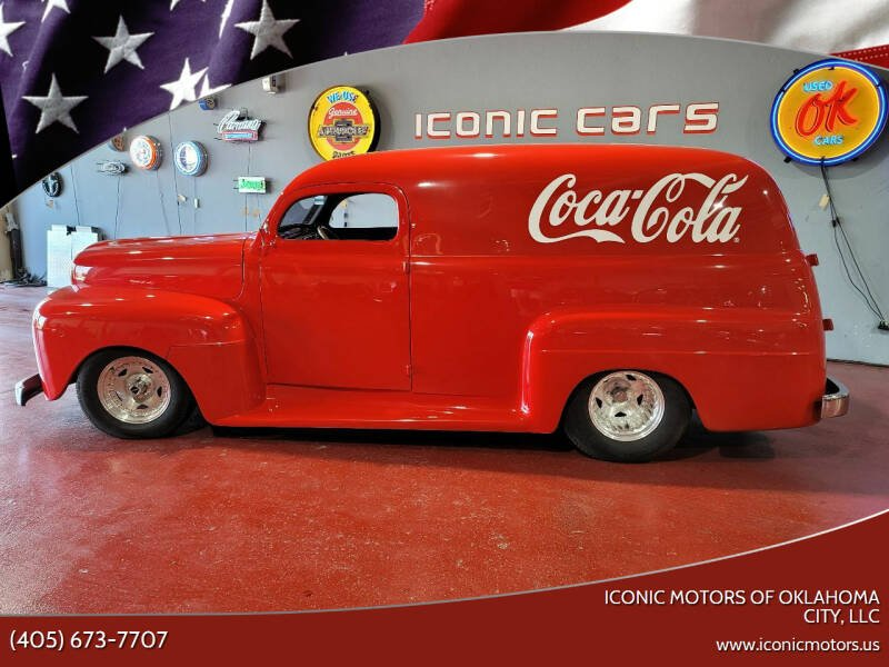 1951 Ford Panel Truck for sale in Oklahoma City, OK