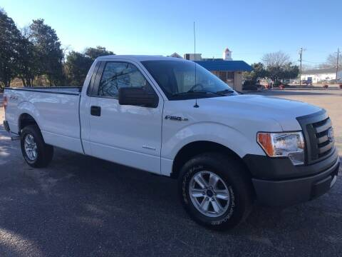 2012 Ford F-150 for sale at Cherry Motors in Greenville SC