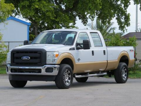 2011 Ford F-350 Super Duty for sale at DK Auto Sales in Hollywood FL