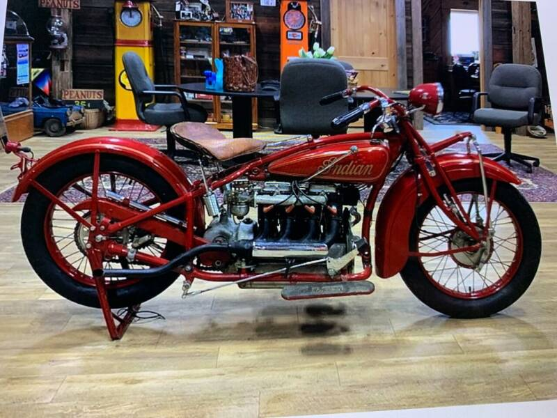 1928 Indian Ace Four for sale at Pro Auto Sales and Service in Ortonville MN