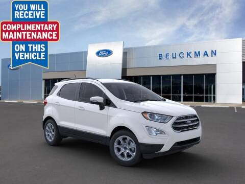 2020 Ford EcoSport for sale at Ford Trucks in Ellisville MO