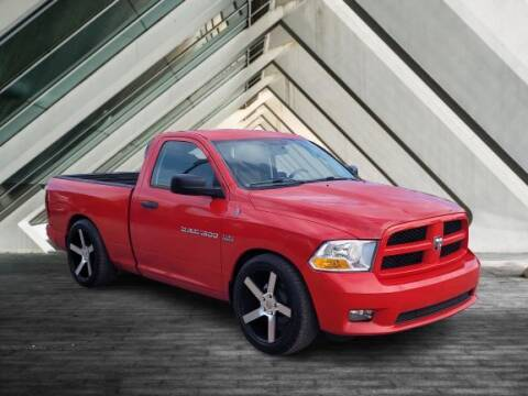 2012 RAM Ram Pickup 1500 for sale at Midlands Auto Sales in Lexington SC