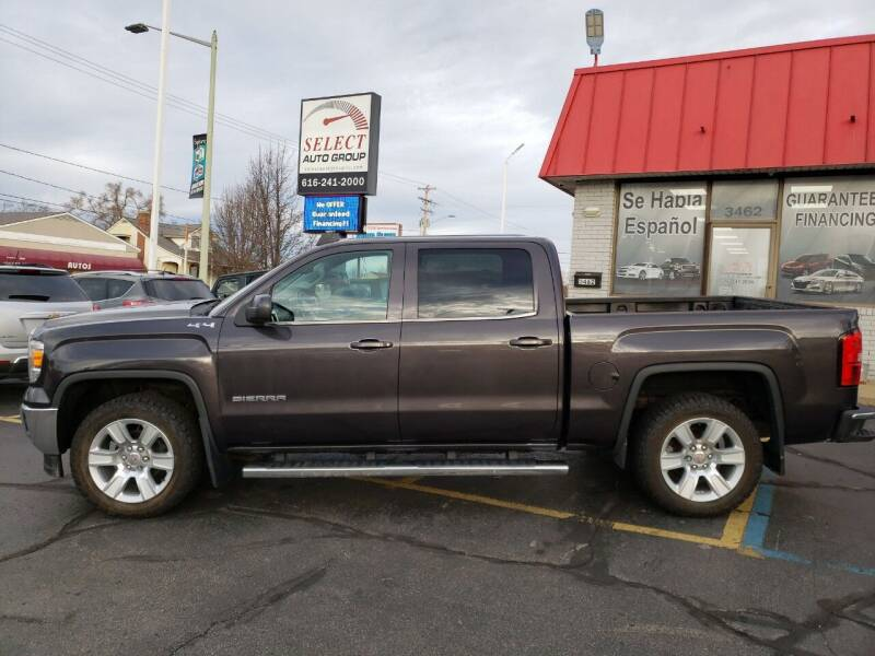 2015 GMC Sierra 1500 for sale at Select Auto Group in Wyoming MI