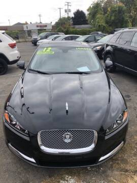 2012 Jaguar XF for sale at Al's Linc Merc Inc. in Garden City MI