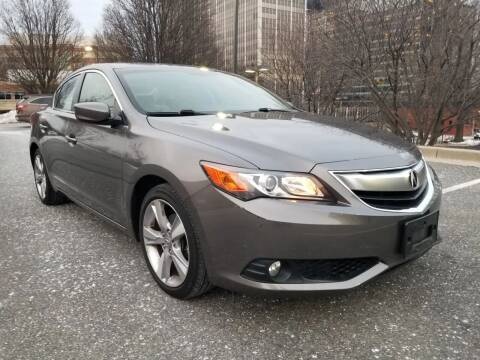 2013 Acura ILX for sale at Auto Wholesalers Of Rockville in Rockville MD