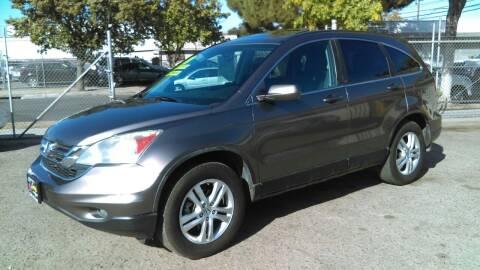 2010 Honda CR-V for sale at Larry's Auto Sales Inc. in Fresno CA