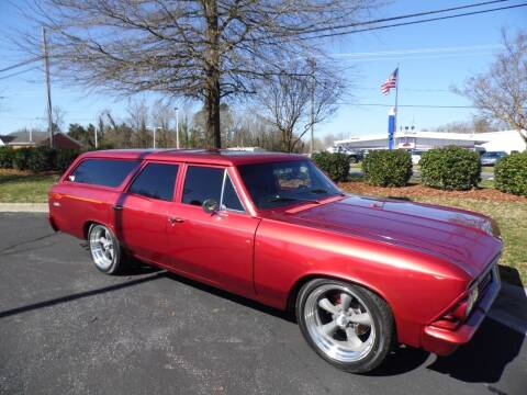 1966 Chevrolet Chevelle for sale at Carolina Classics & More in Thomasville NC
