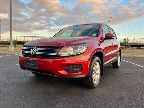 2013 Volkswagen Tiguan for sale at US Auto Network in Staten Island NY