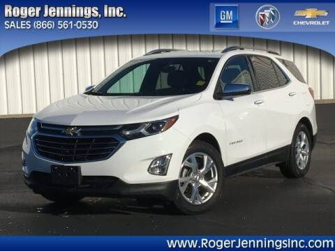 2018 Chevrolet Equinox for sale at ROGER JENNINGS INC in Hillsboro IL