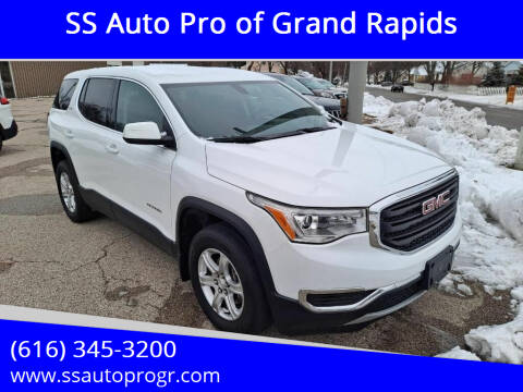 2017 GMC Acadia for sale at SS Auto Pro of Grand Rapids in Kentwood MI