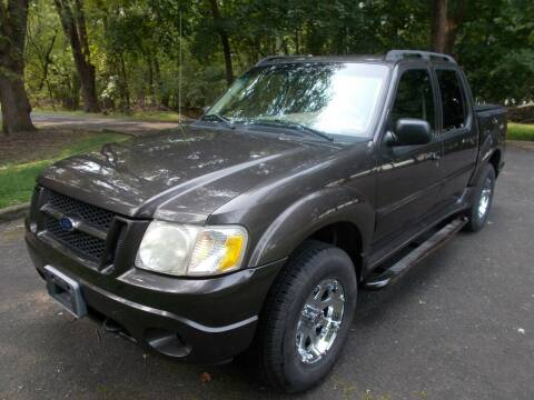 2005 Ford Explorer Sport Trac for sale at Mercury Auto Sales in Woodland Park NJ