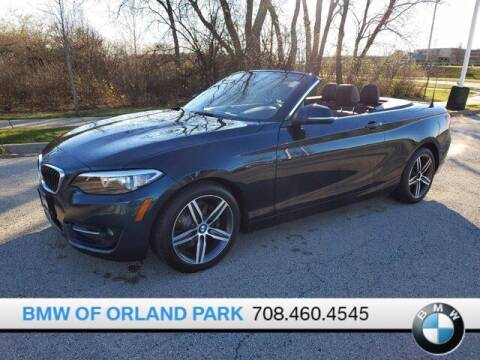 2017 BMW 2 Series for sale at BMW OF ORLAND PARK in Orland Park IL