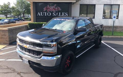 2018 Chevrolet Silverado 1500 for sale at Mike's Auto Sales INC in Chesapeake VA