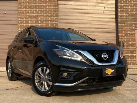 2018 Nissan Murano for sale at Effect Auto Center in Omaha NE