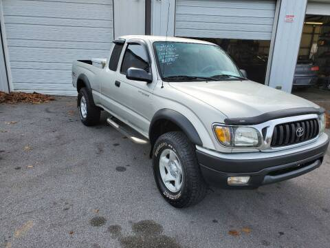2003 Toyota Tacoma for sale at DISCOUNT AUTO SALES in Johnson City TN