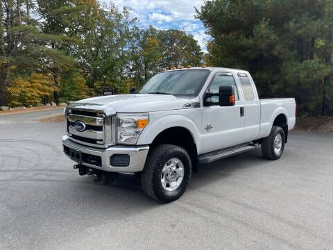 2012 Ford F-350 Super Duty for sale at Nala Equipment Corp in Upton MA