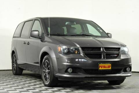 2019 Dodge Grand Caravan for sale at Washington Auto Credit in Puyallup WA