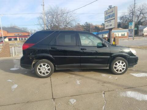 2007 Buick Rendezvous for sale at RIVERSIDE AUTO SALES in Sioux City IA