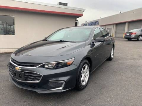 2017 Chevrolet Malibu for sale at Ron's Automotive in Manchester MD