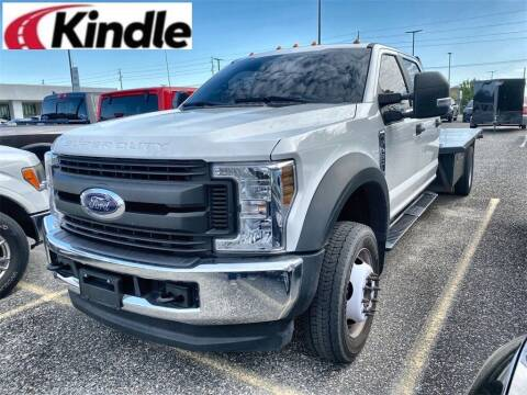 2018 Ford F-450 Super Duty for sale at Kindle Auto Plaza in Middle Township NJ