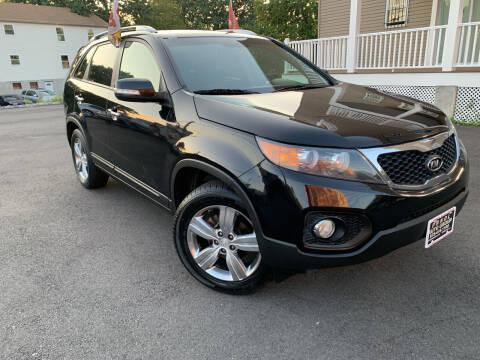 2013 Kia Sorento for sale at PRNDL Auto Group in Irvington NJ