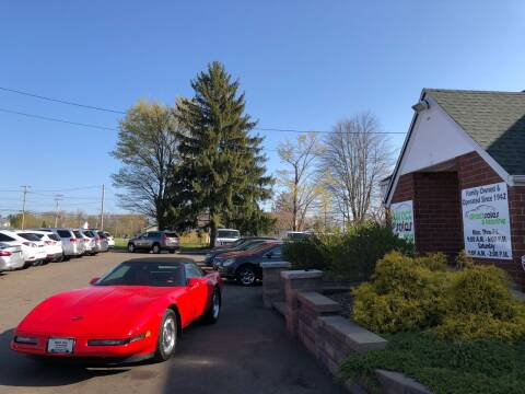 1995 Chevrolet Corvette for sale at Direct Sales & Leasing in Youngstown OH