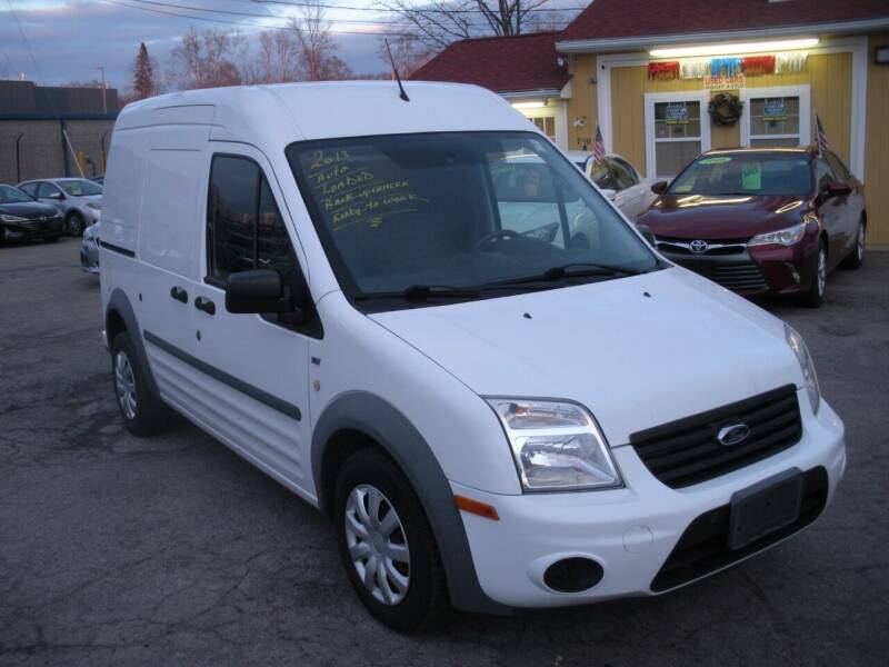 2013 Ford Transit Connect for sale at One Stop Auto Sales in North Attleboro MA