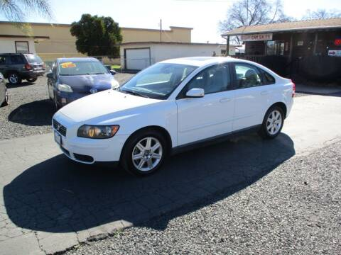 2006 Volvo S40 for sale at Manzanita Car Sales in Gridley CA