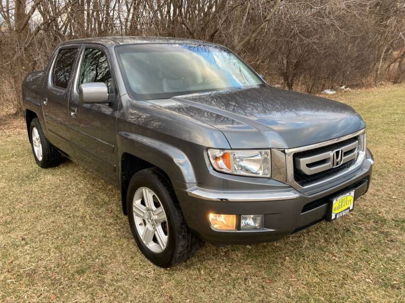 2010 Honda Ridgeline for sale at M & M Motors in West Allis WI