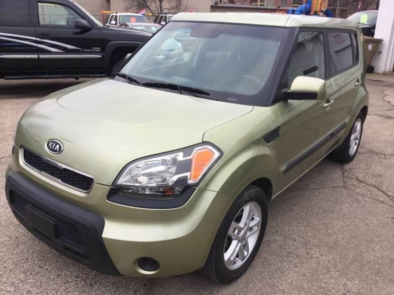 2011 Kia Soul for sale at Steve's Auto Sales in Madison WI