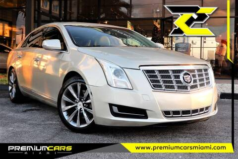2013 Cadillac XTS for sale at Premium Cars of Miami in Miami FL