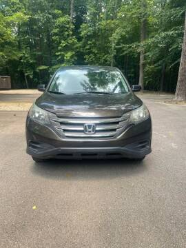 2014 Honda CR-V for sale at Amana Auto Care Center in Raleigh NC