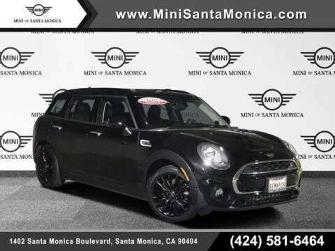 2019 MINI Clubman for sale at MINI OF SANTA MONICA in Santa Monica CA
