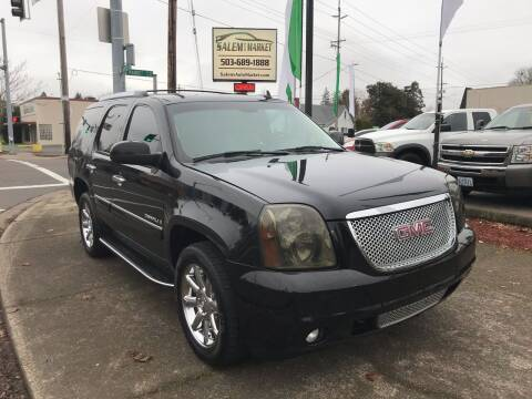 2007 GMC Yukon for sale at Salem Auto Market in Salem OR