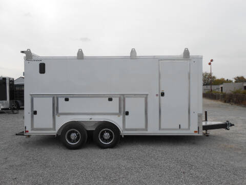 2021 Impact Freelancer 7x16 for sale at Jerry Moody Auto Mart - Trailers in Jeffersontown KY