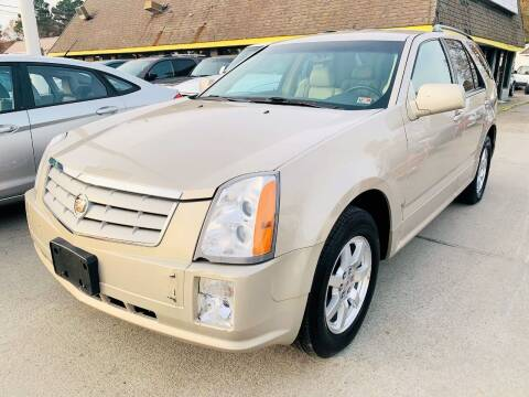 2009 Cadillac SRX for sale at Auto Space LLC in Norfolk VA